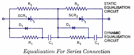 SCR-Series-Connection