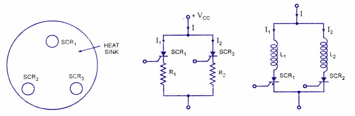 SCR-Parallel-Connection